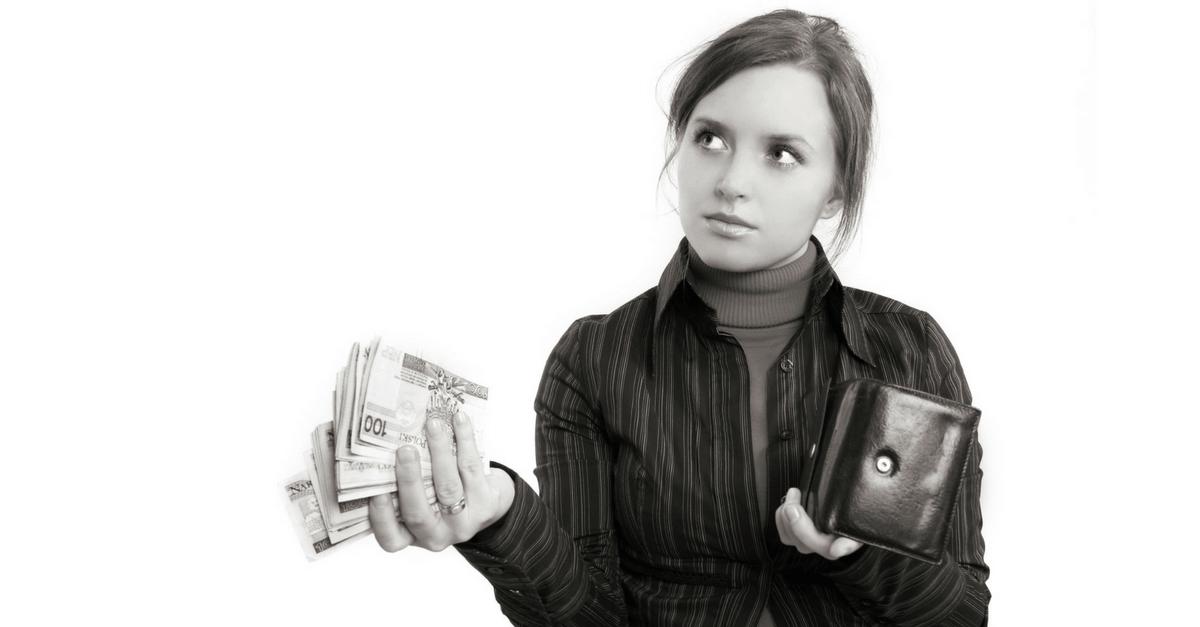 Мысли, которые лишают вас денег. Что с ними делать