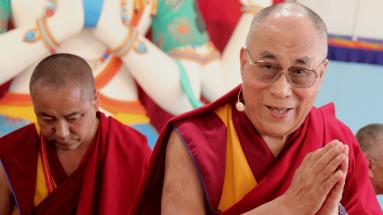 Далай-лама о реинкарнации