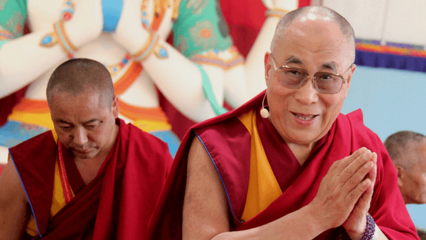 Далай-лама учения в Риге